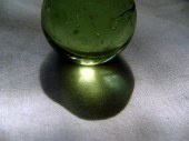 Crystal ball green