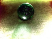 Crystal ball green 2