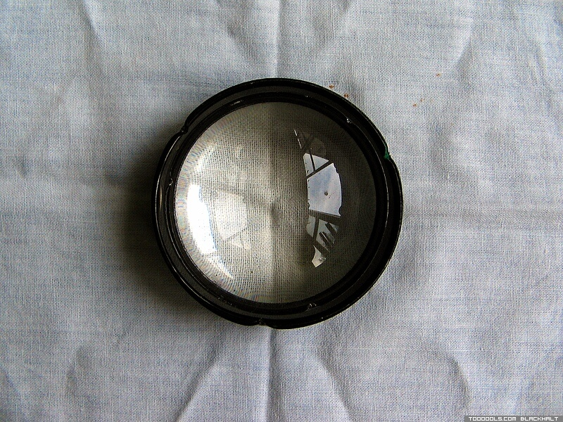 Lens, center focus, reflection, convex