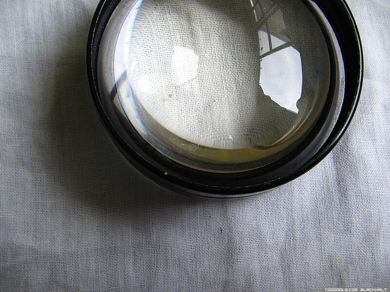 Lenses, two layers, 2