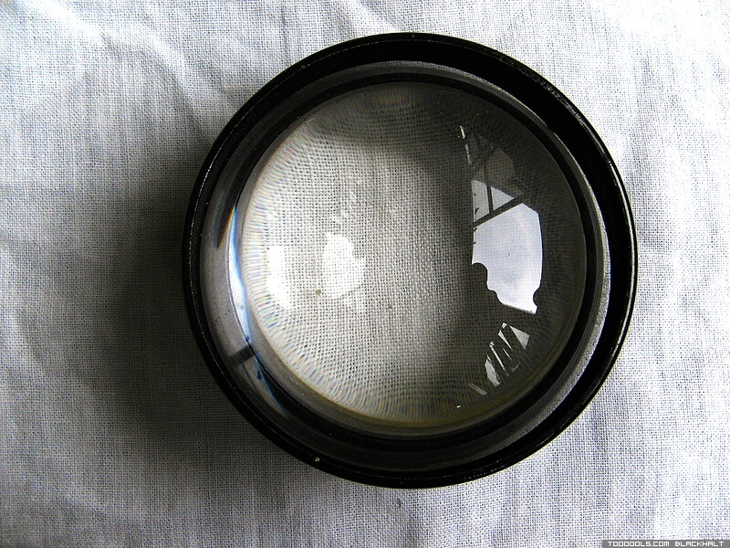 Lenses, two layers, 3