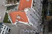 Riga`s tile roofs